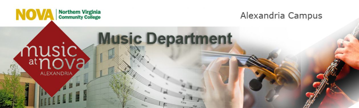 NOVA Alexandria Music Department