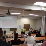 Jim Egenreider presents on Google Tools